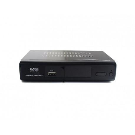 T2 приставка H264 - DVB T2 тюнер