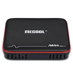 Mecool M8S Pro W S905W 1/8 СмартТВ приставка Андроид