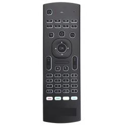 Air Mouse MX3 Black Russian и обучающийся ИК порт  с микрофоном
