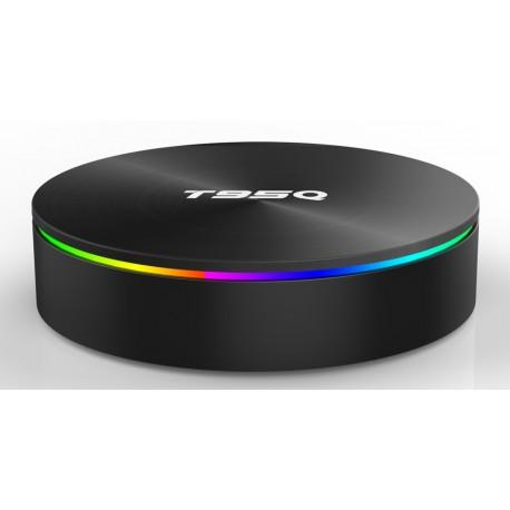Смарт приставка T95Q S905X2 4/64 GB - Android 8.1 тв бокс купить по низкой цене