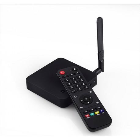Q8 - Smart TV приставка UltraHD 4К на процессоре RK3288