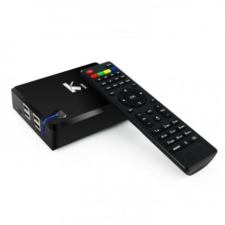 K1 DVB T2 Smart TV приставка