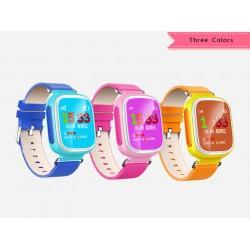Детские умные часы с GPS трекером - Q80