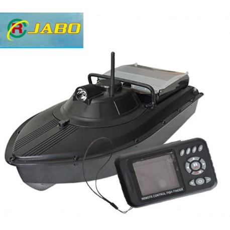 кораблик для прикормки jabo 2al grey купить