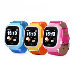 GW100 Wonlex Умные детские часы Smart Watch с тачскрин экраном