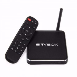 ENYBOX X2 - S912 2/16 GB  Android TV приставка UHD 4K