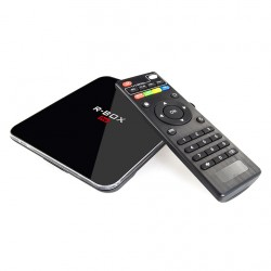 R-BOX PRO 2/16 GB S912 Android TV приставка UHD 4K