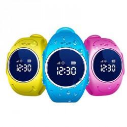 GW300S  Водонепроницаемые умные детские часы Smart Baby Watch с GPS