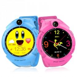 Wonlex GW600  Умные детские смарт часы с GPS - Smart Baby Watch Q610s Q360