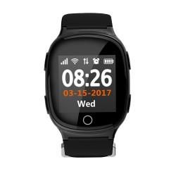 Wonlex EW100S Умные смарт часы с GPS для подростков и пожилых D100
