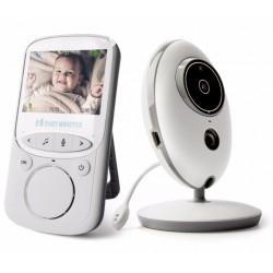 Видеоняня Wifi IP - цветной экран лучше чем Радионяня, видео радио няня