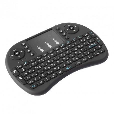 Беспроводная клавиатура Rii I8+ , пульт для Android TV