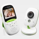 Видеоняня Baby Monitor VB602, беспроводная радио няня с датчиком температуры