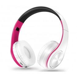 Беспроводные наушники Vontar 01-TY HiFi розовыеBluetooth