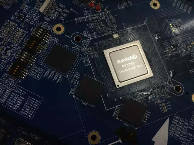 процессор RK3399