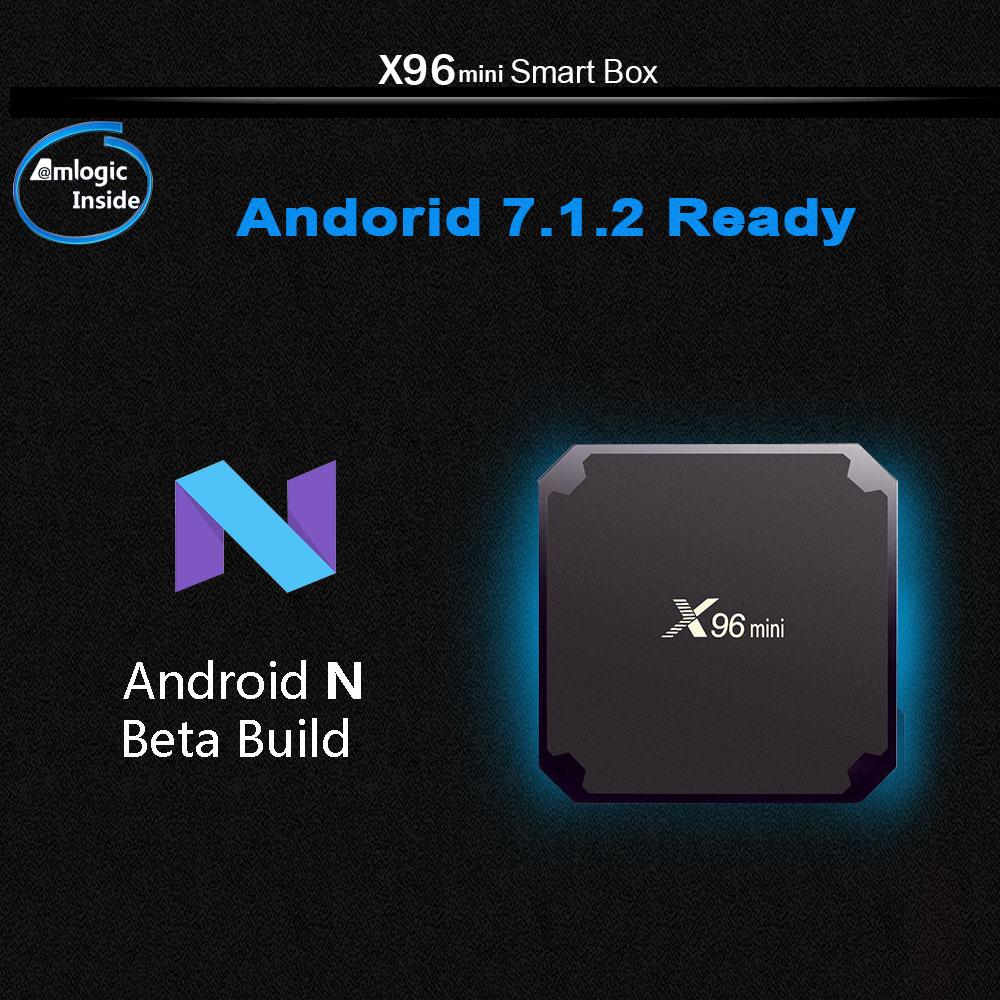 X96 Mini S905W